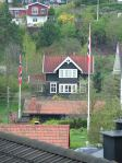 """""""Norwegian National Day"""" Flags"""