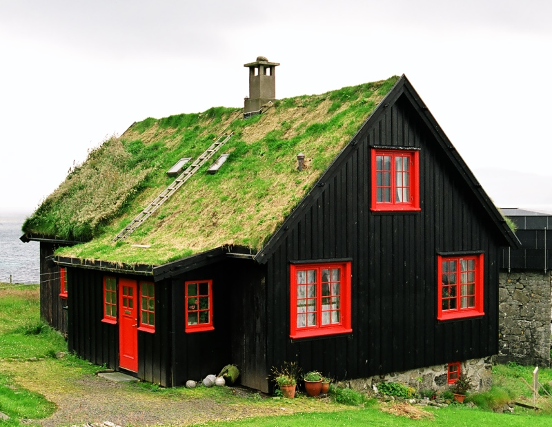 There s no place like home a guide to norwegian houses a new life in norway - Norwegian wood houses ...