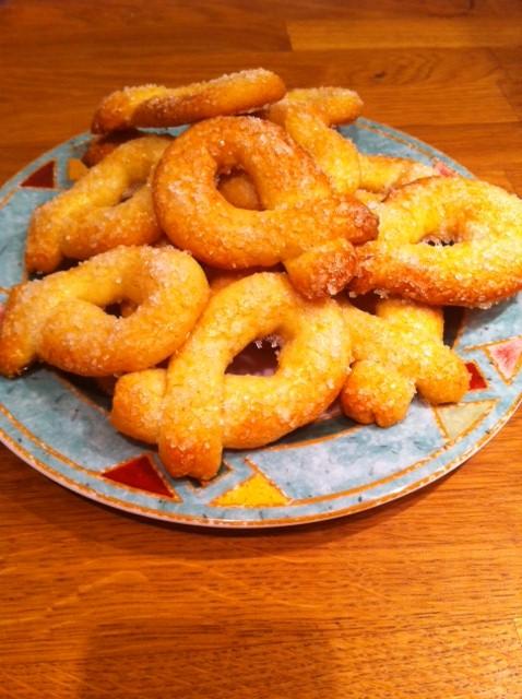 Berlinerkranser Norwegian Christmas Cookie Challenge 2 A New Life